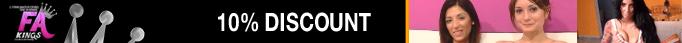 FAkings 10% de réduction! - Seulement à travers de Cumlouder