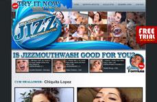 Jizz Mouth Wash