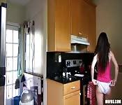 Cuisiner avec ma copine