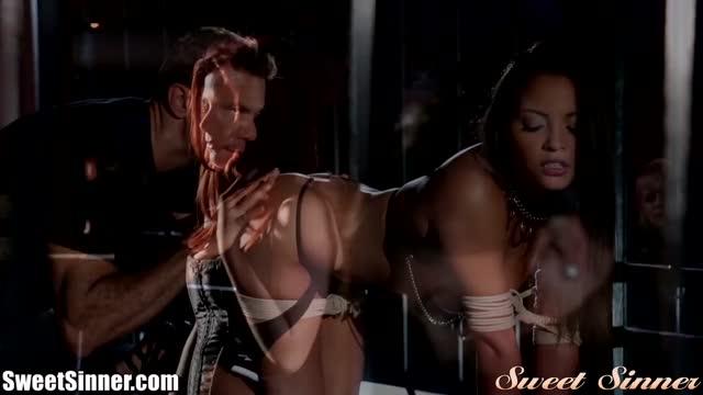 intensiver sex brüste auspeitschen
