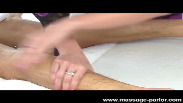 fuera de masaje mamada